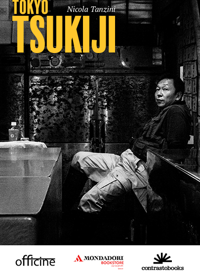 Tokyo Tsukiji by Nicola Tanzini book talk in Lecce