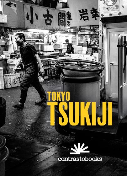 Tokyo Tsukiji by Nicola Tanzini book talk in Roma